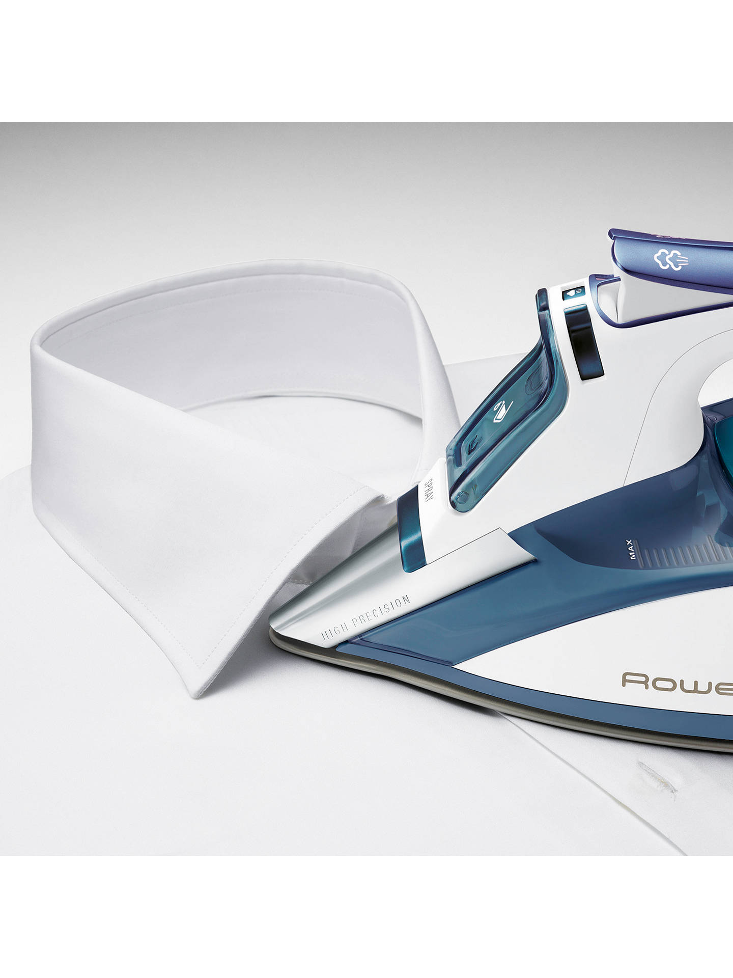 rowenta dw5110 focus steam iron at john lewis partners. Black Bedroom Furniture Sets. Home Design Ideas