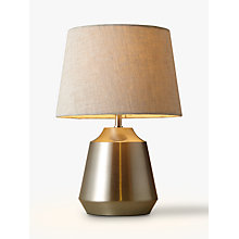 Buy John Lewis Lupin Table Touch Lamp Online at johnlewis.com