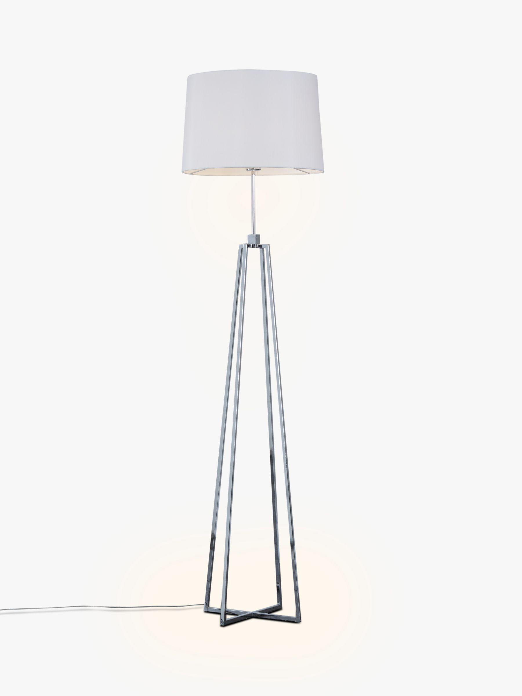 Picture of: John Lewis Partners Lockhart Floor Lamp At John Lewis Partners