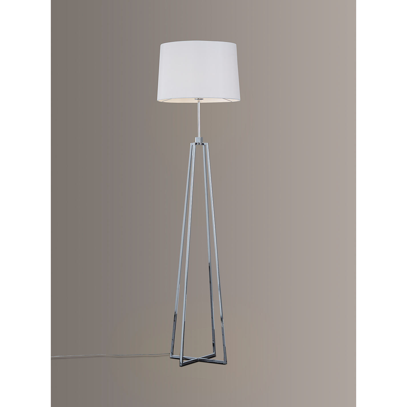 Buy john lewis lockhart floor lamp john lewis buy john lewis lockhart floor lamp online at johnlewis mozeypictures Choice Image