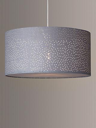 Grey Lamp Shades Ceiling Shades John Lewis Partners