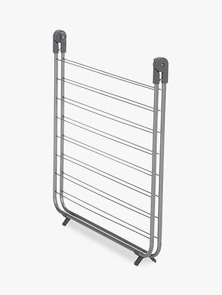 Buy John Lewis & Partners Indoor Folding Bathroom Clothes Airer Online at johnlewis.com