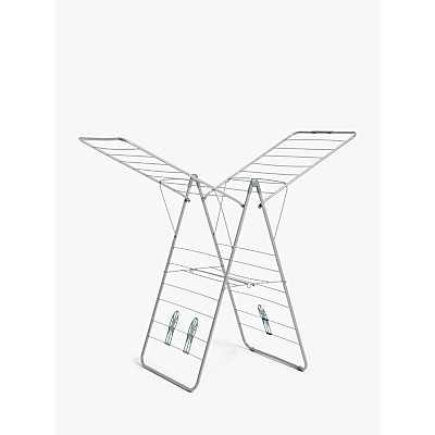 Product photo of John lewis standard xwing clothes airer