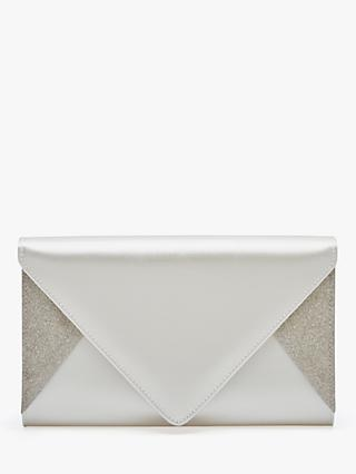 Rainbow Club Diane Clutch Bag, Ivory