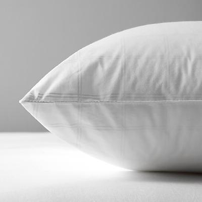 John Lewis Microfibre Pillow, Extra Firm