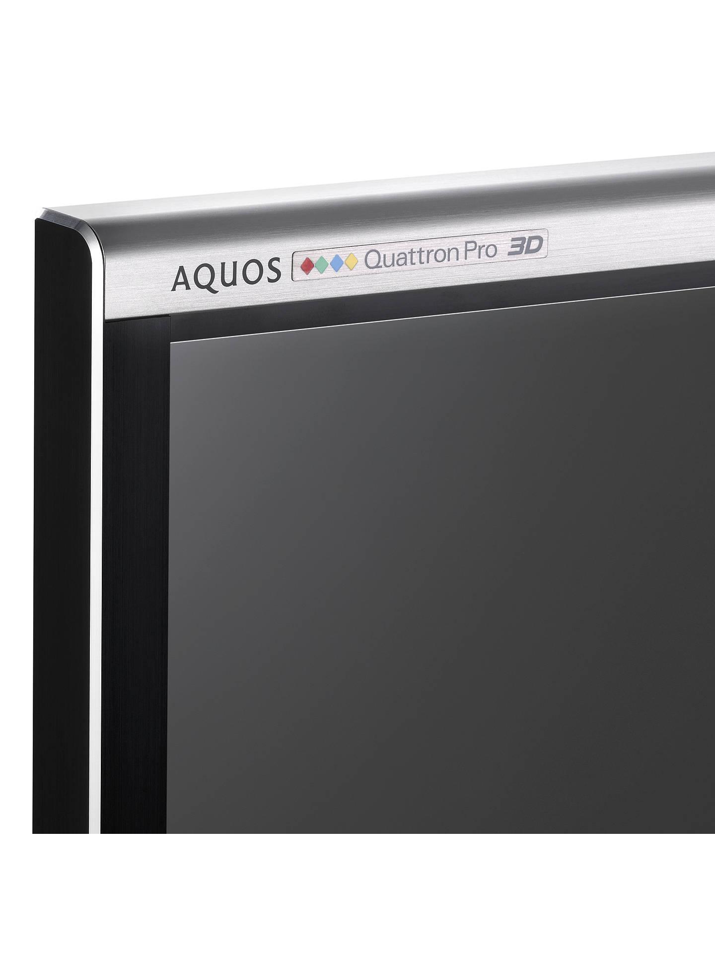 Sharp Aquos LC60UQ10 LED 1080p Full HD 3D 4K Compatible