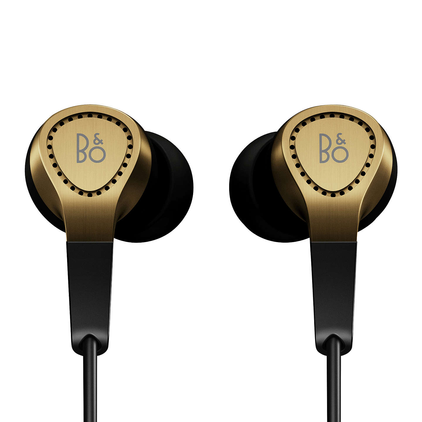 BuyB&O PLAY by Bang & Olufsen Beoplay H3 In-Ear Headphones with Mic/Remote for iOS Devices, Gold Online at johnlewis.com