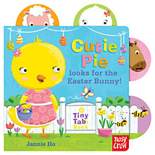Buy Cutie Pie Looks for the Easter Bunny Book Online at johnlewis.com
