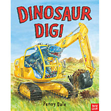 Buy Dinosaur Dig Book Online at johnlewis.com