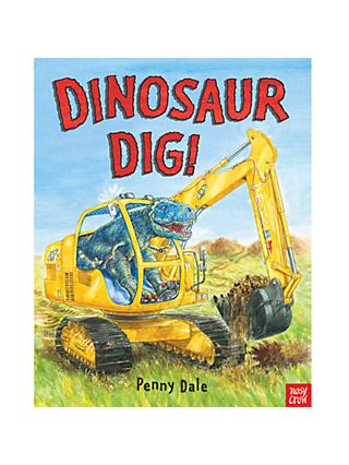 Dinosaur Dig Children's Book