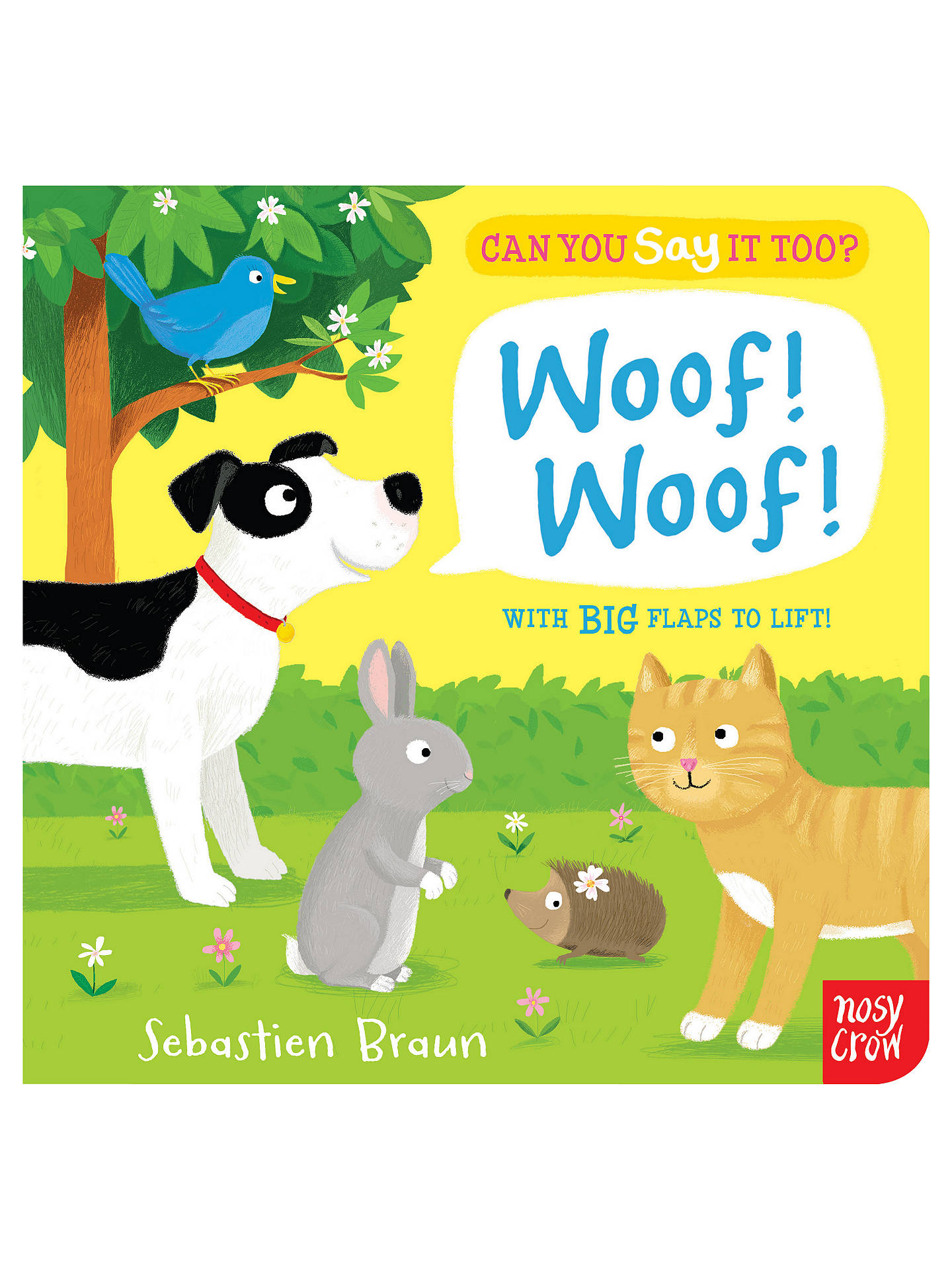 BuyCan You Say It Too? Woof Woof Children's Book Online at johnlewis.com