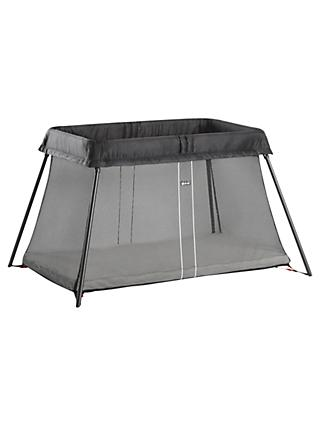 BabyBjörn Travel Cot Light, Black