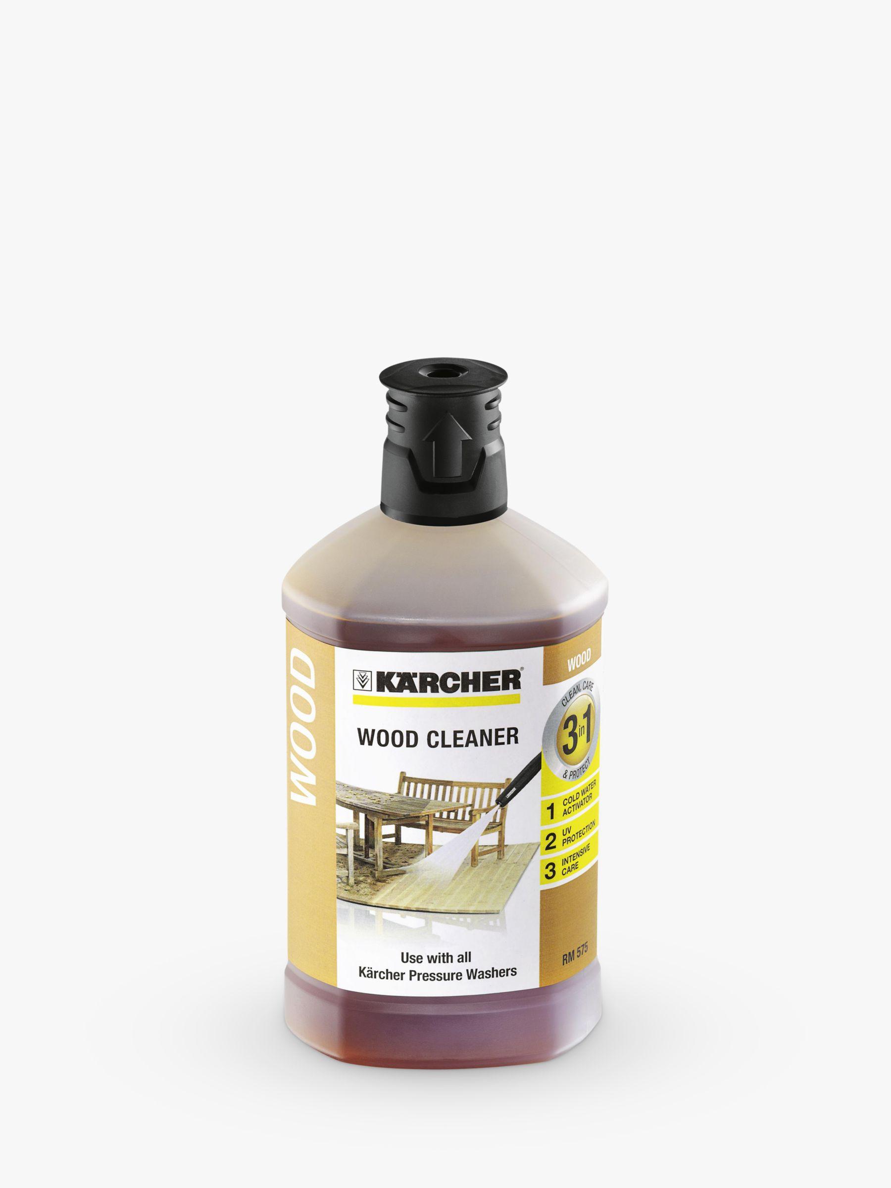 Karcher Kärcher 3-in-1 Wood Cleaner, 1L