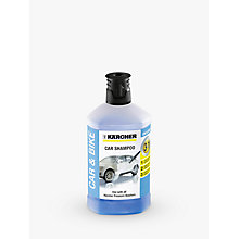 Buy Kärcher 3-in-1 Car Shampoo, 1L Online at johnlewis.com