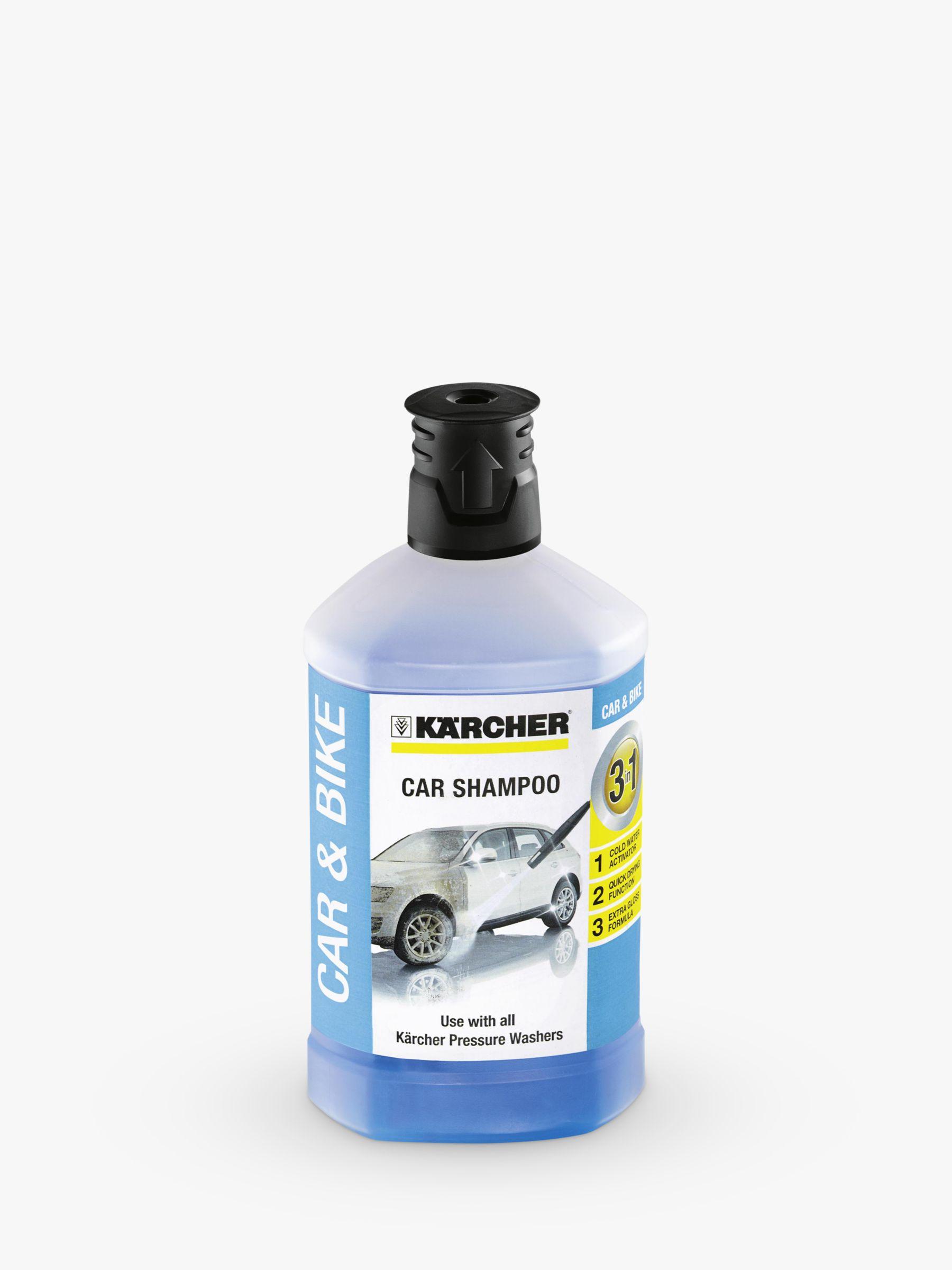 Karcher Kärcher 3-in-1 Car Shampoo, 1L