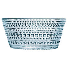 Buy Iittala Kastehelmi Glass Bowl Online at johnlewis.com