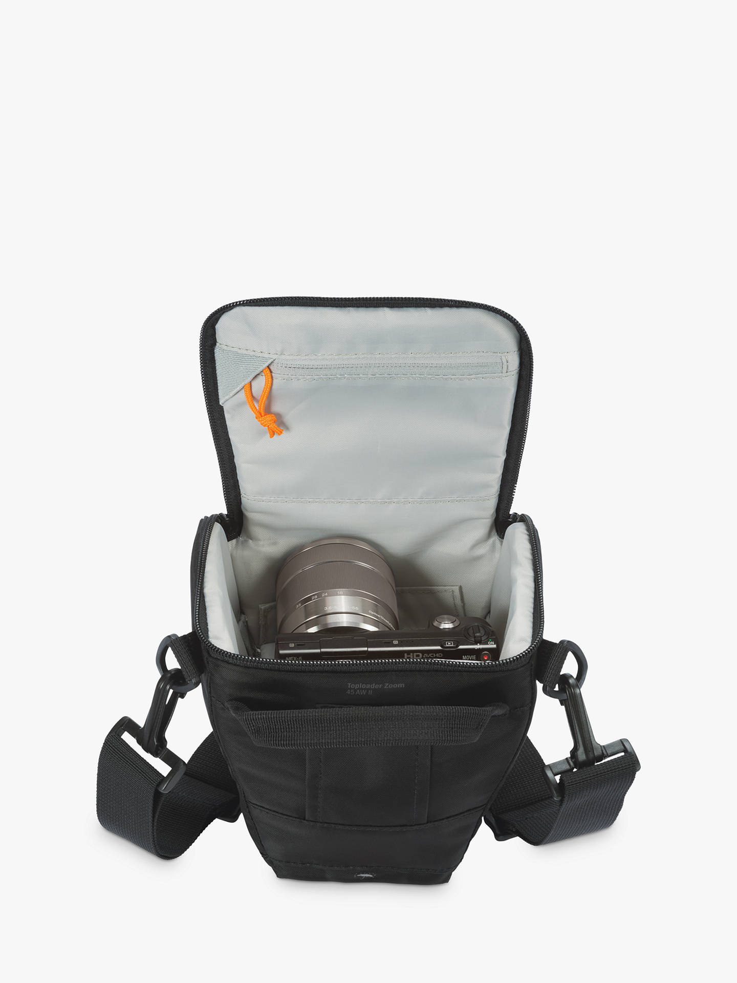 Topload Zoom AW Camera Bag by Lowepro