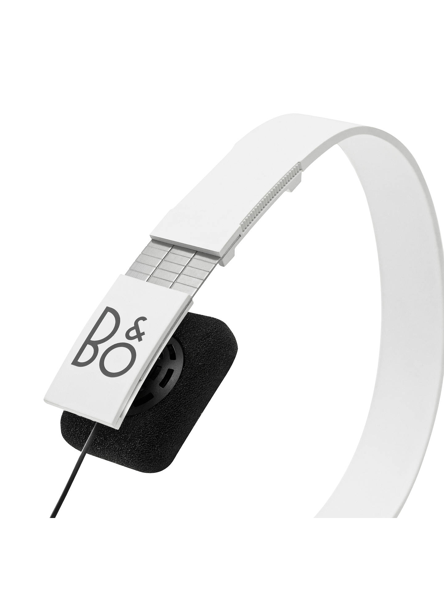 BuyBang & Olufsen Beoplay Form 2i On-Ear Headphones with Mic/Remote, White Online at johnlewis.com