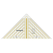 Buy Prym Omnigrid Metric Quick Triangle Ruler, .25cm Online at johnlewis.com