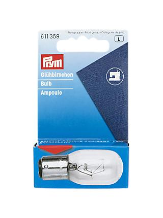 Prym Sewing Machine Bayonet Bulb