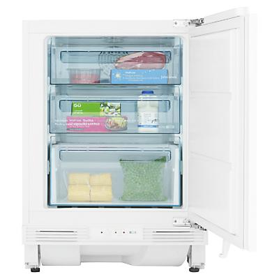 John Lewis JLBIUCFZ01 Integrated Freezer, A+ Energy Rating, 60cm Wide