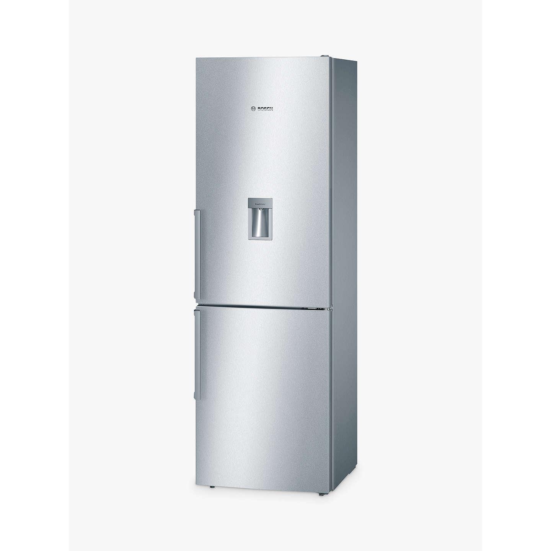 bosch kgd36vi30g fridge freezer a energy rating 60cm. Black Bedroom Furniture Sets. Home Design Ideas