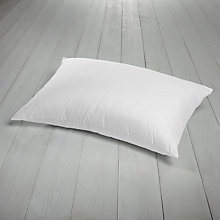 Buy John Lewis Soft and Washable Standard Pillow, Soft/Medium Online at johnlewis.com