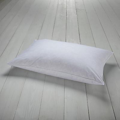 John Lewis Goose Feather & Down Standard Pillow, Medium