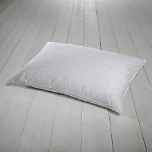 Buy John Lewis Goose Feather & Down Standard Pillow, Medium Online at johnlewis.com