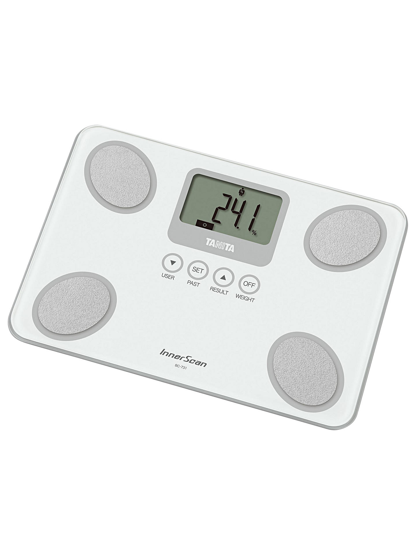 Sensational Tanita Bc 731 Family Health Monitor Scales White Download Free Architecture Designs Scobabritishbridgeorg