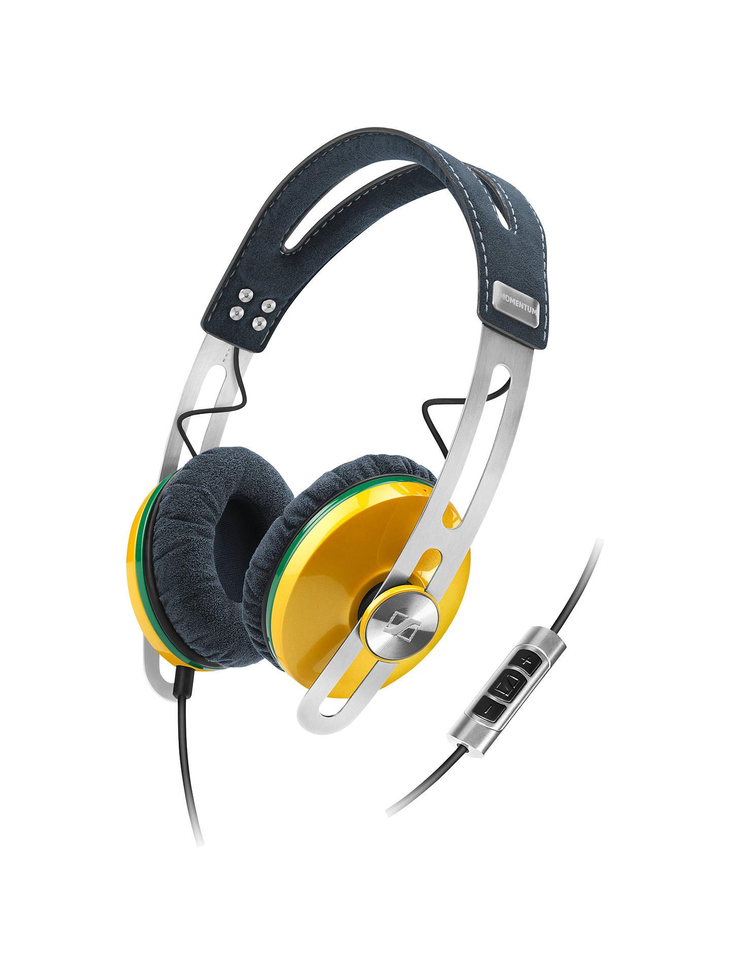 1324388563f Buy Sennheiser MOMENTUM On-Ear Headphones with Mic/Remote, Samba Online at  johnlewis ...