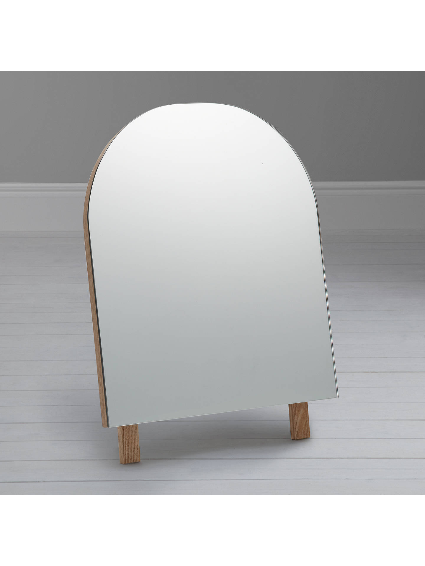 BuyHouse By John Lewis Notch Dressing Table Mirror Online At Johnlewis.com  ...