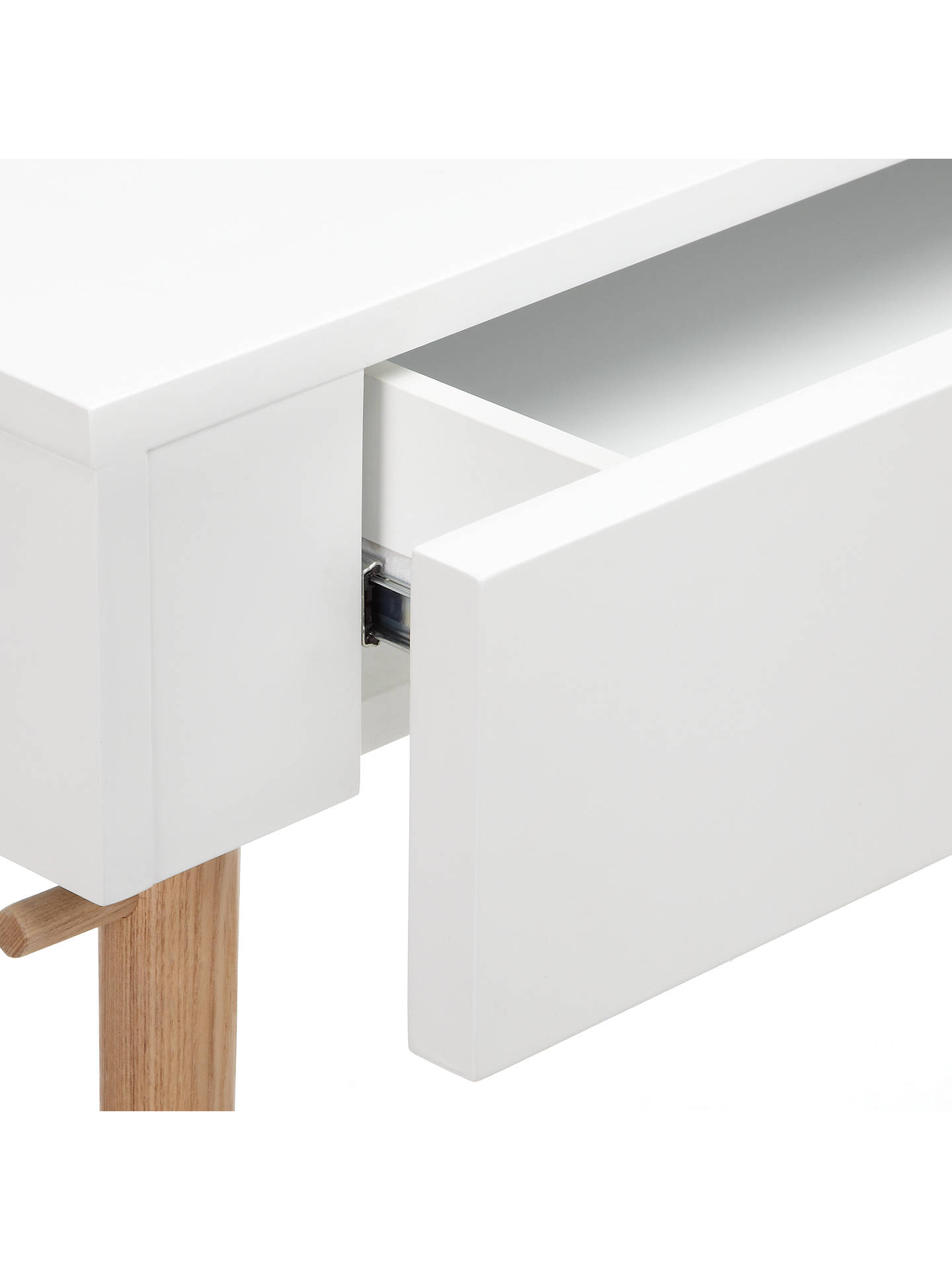 Buy House by John Lewis Notch Dressing Table Online at johnlewis.com