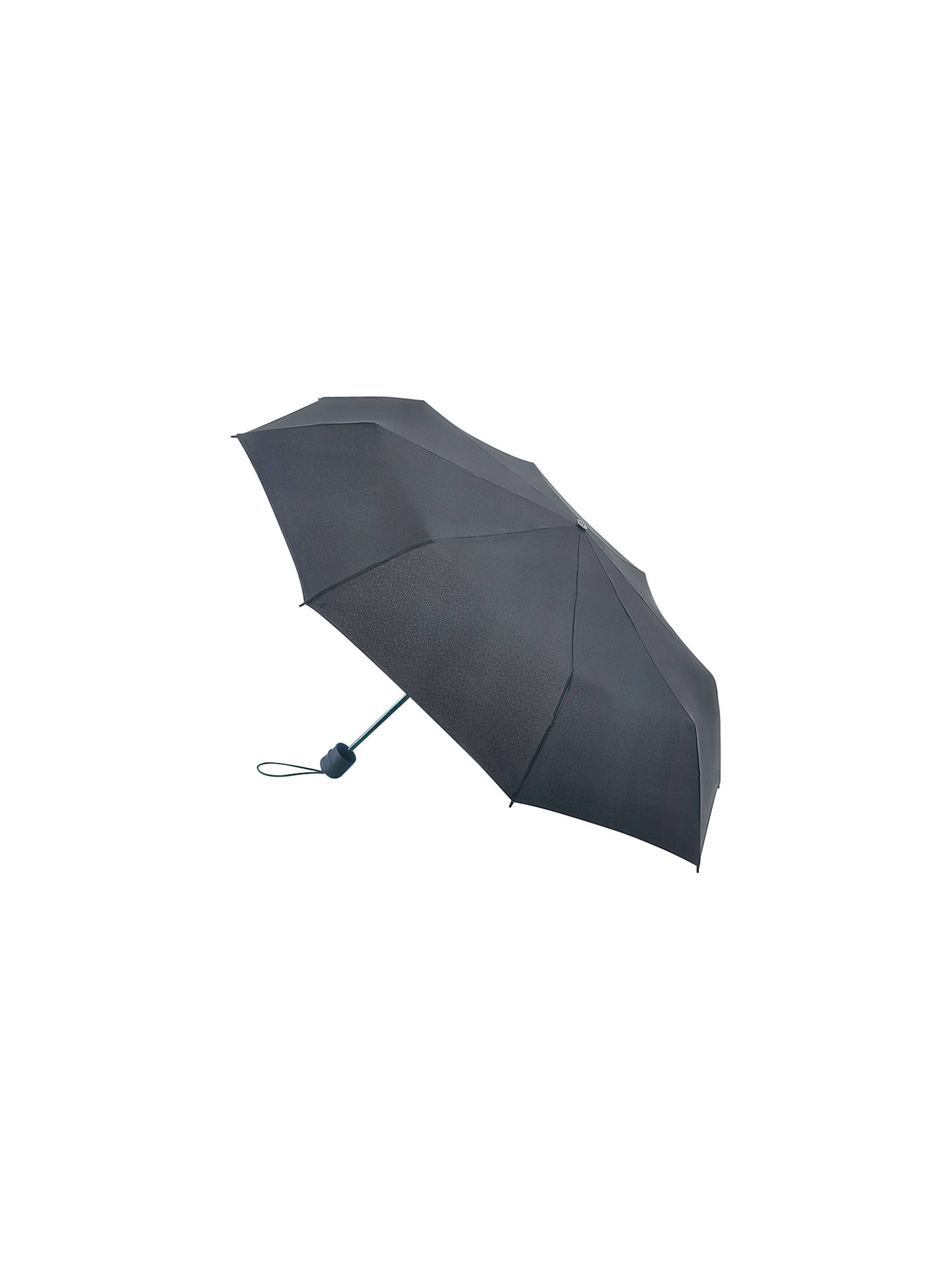 a487562d2aea Buy Fulton Hurricane Umbrella, Black Online at johnlewis.com ...