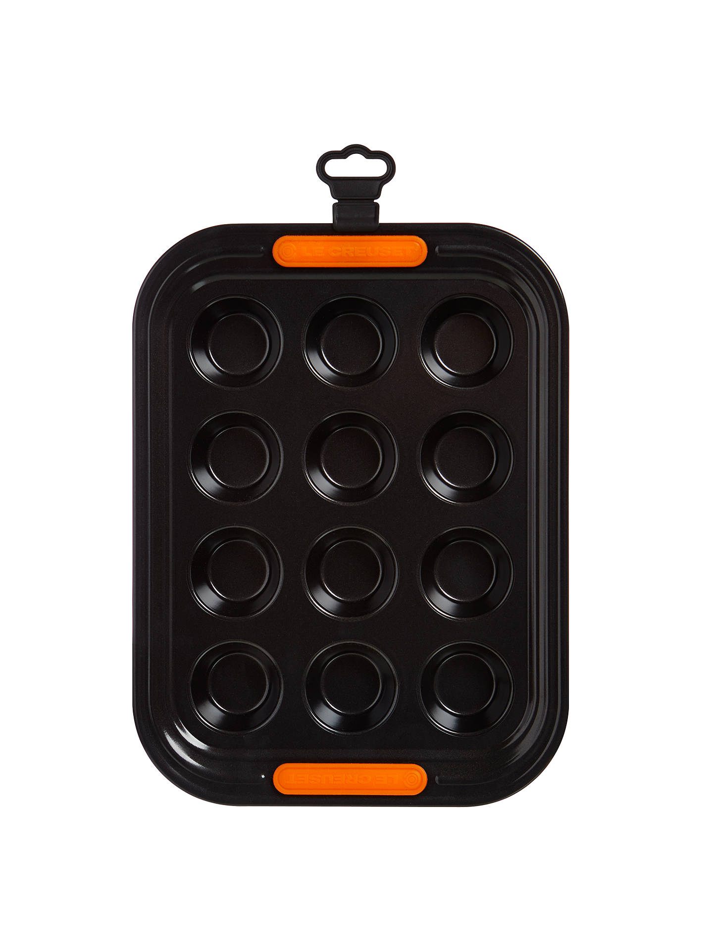 BuyLe Creuset 12 Cup Mini Muffin Tray Online at johnlewis.com