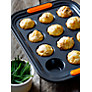 Buy Le Creuset 12 Cup Mini Muffin Tray Online at johnlewis.com