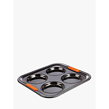 Buy Le Creuset 4 Cup Yorkshire Pudding Tray Online at johnlewis.com
