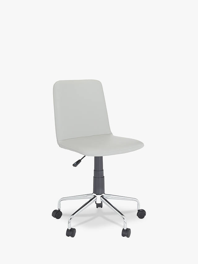 Buy ANYDAY John Lewis & Partners Nova Office Chair, Grey Online at johnlewis.com