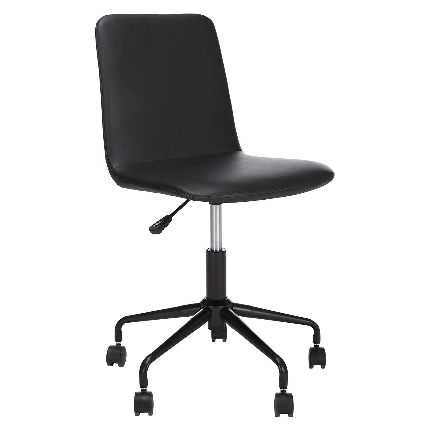 office chairs john lewis. BuyHouse By John Lewis Nova Office Chair, Black Online At Johnlewis.com Chairs C