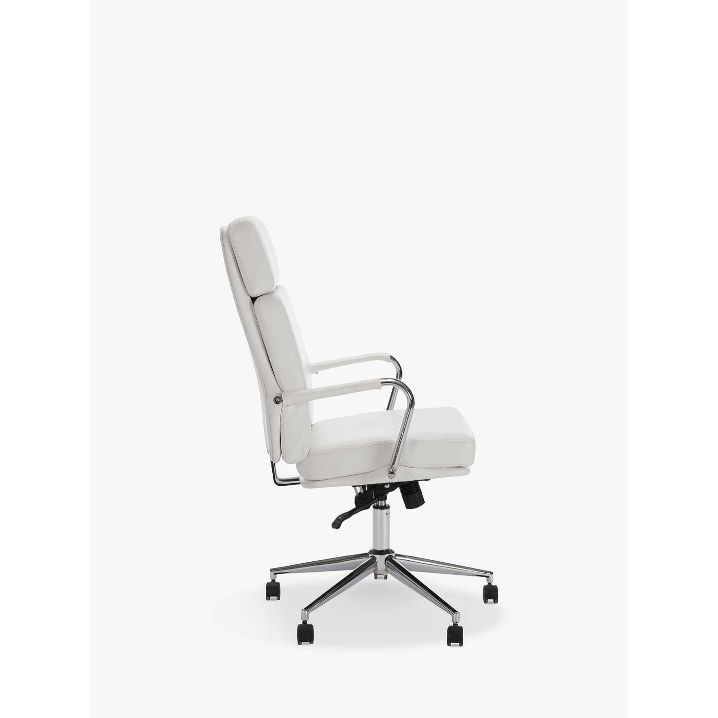 BuyJohn Lewis May Office Chair, White Online at johnlewis.com