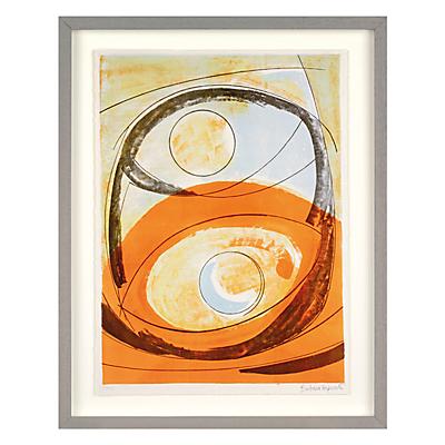 Barbara Hepworth – Genesis Framed Print, 49.4 x 39.5cm