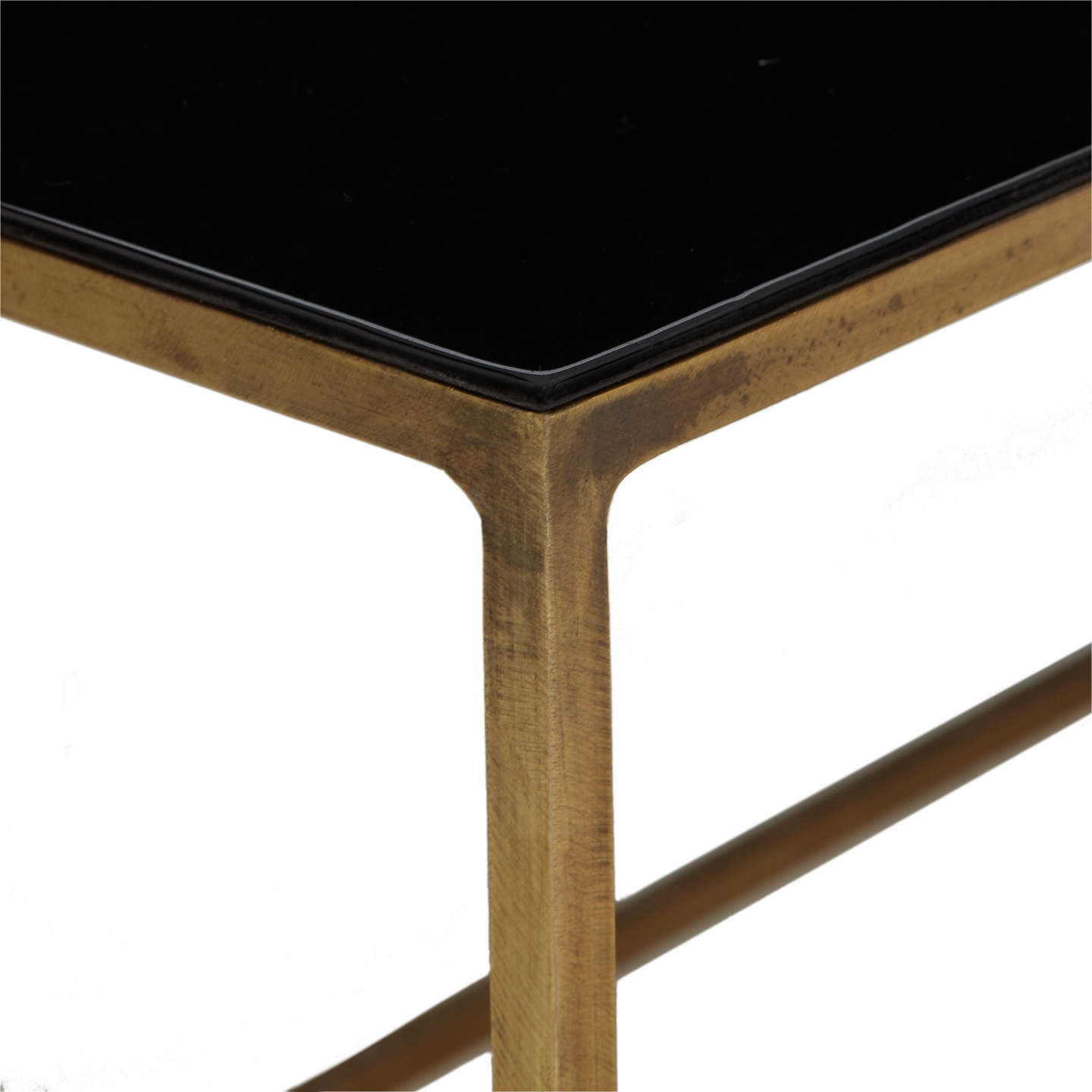 Enamel Tray Coffee Table: Content By Terence Conran Coffee Black Enamel Table And 2