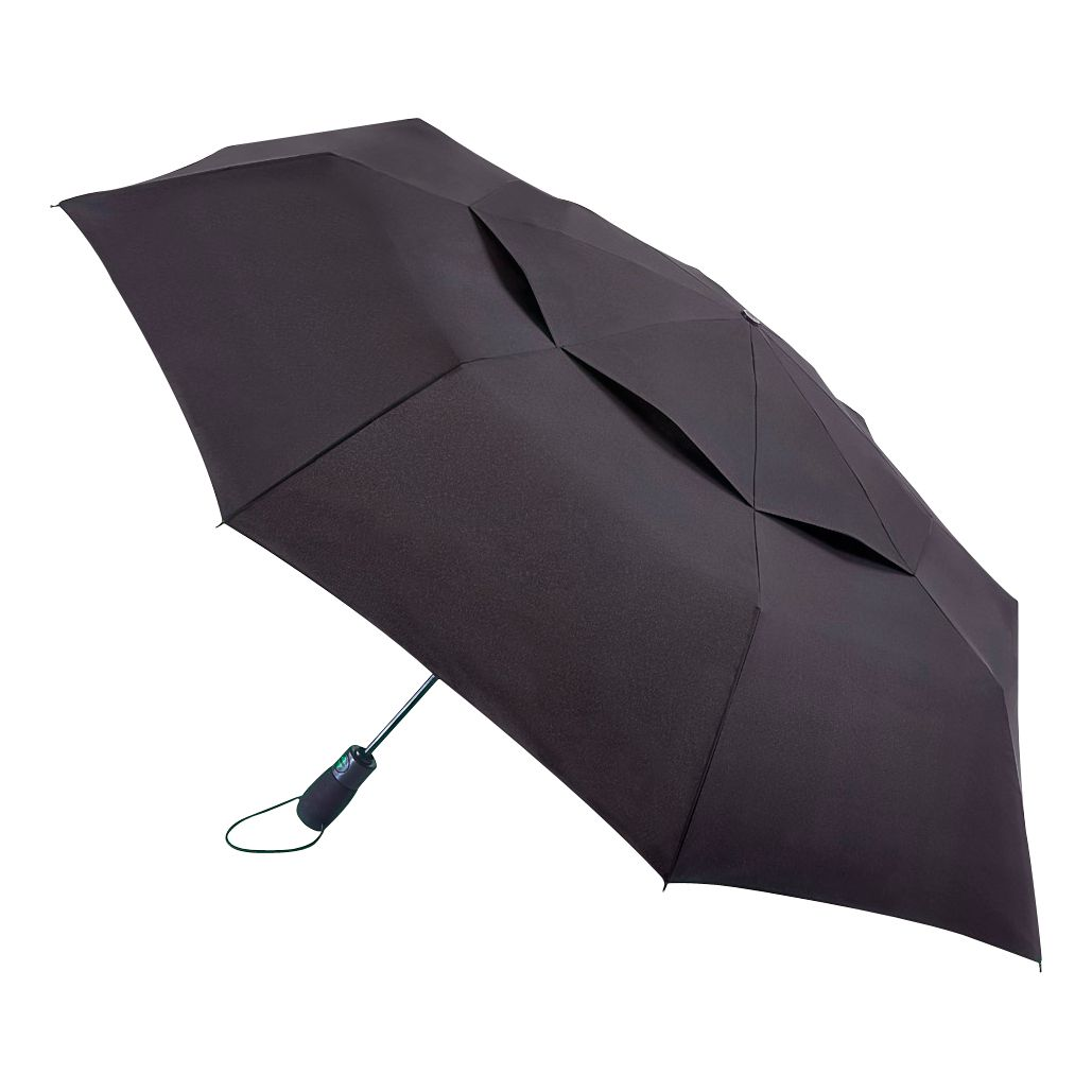 Fulton Fulton Tornado Umbrella, Black