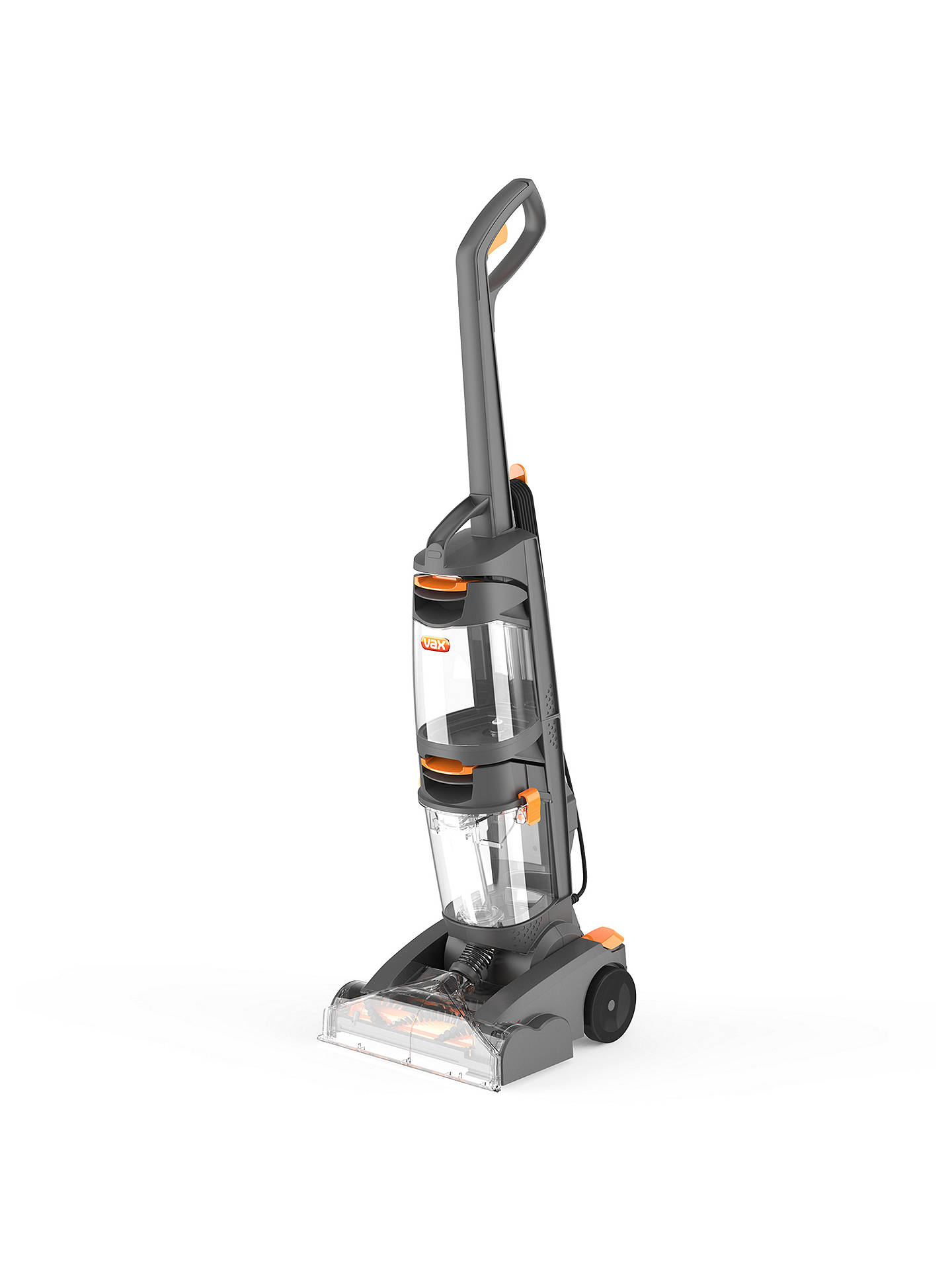 Vax W86-DP-B Dual Power Carpet Cleaner at John Lewis