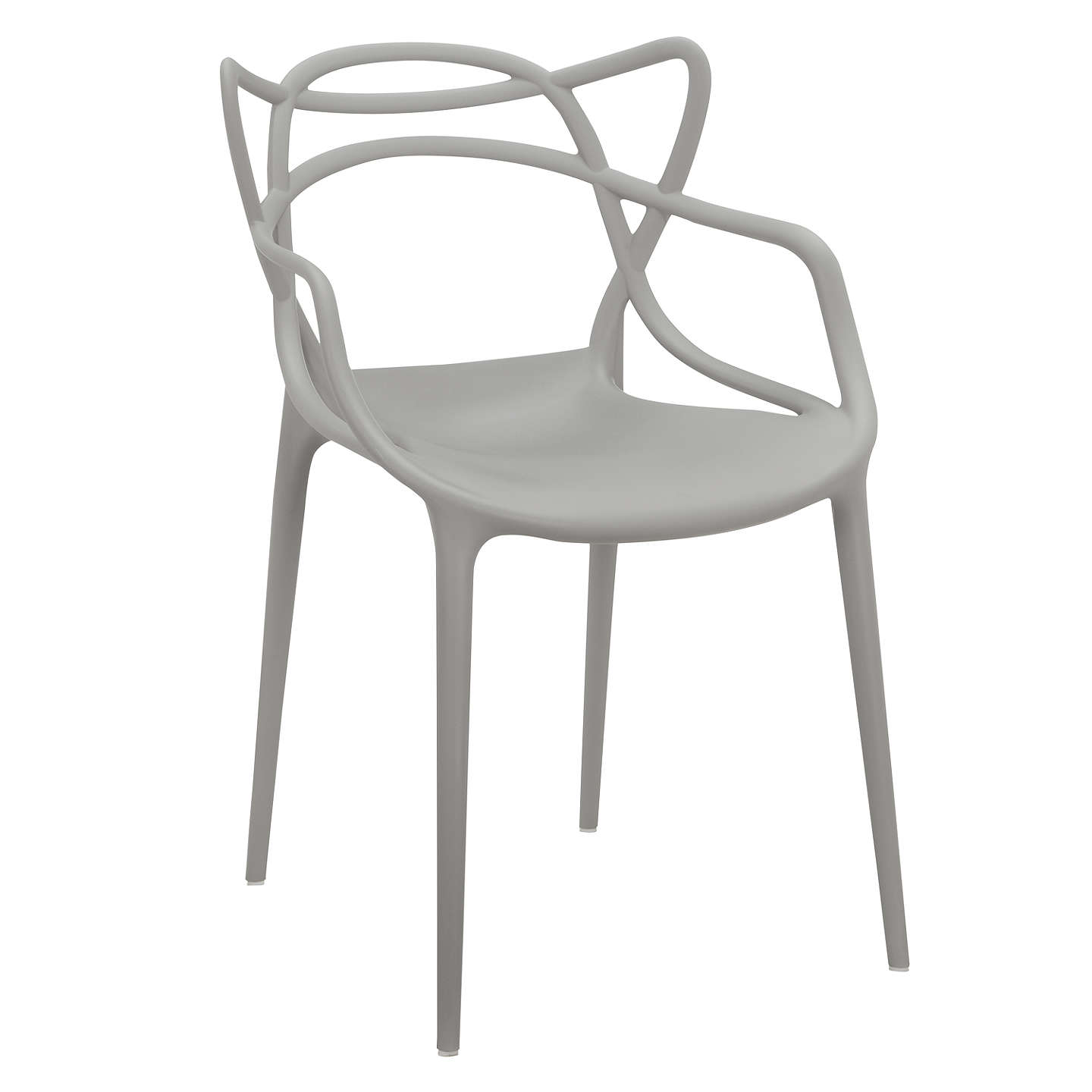 Kartell Garden Furniture Philippe starck for kartell masters chair at john lewis buyphilippe starck for kartell masters chair grey online at johnlewis workwithnaturefo