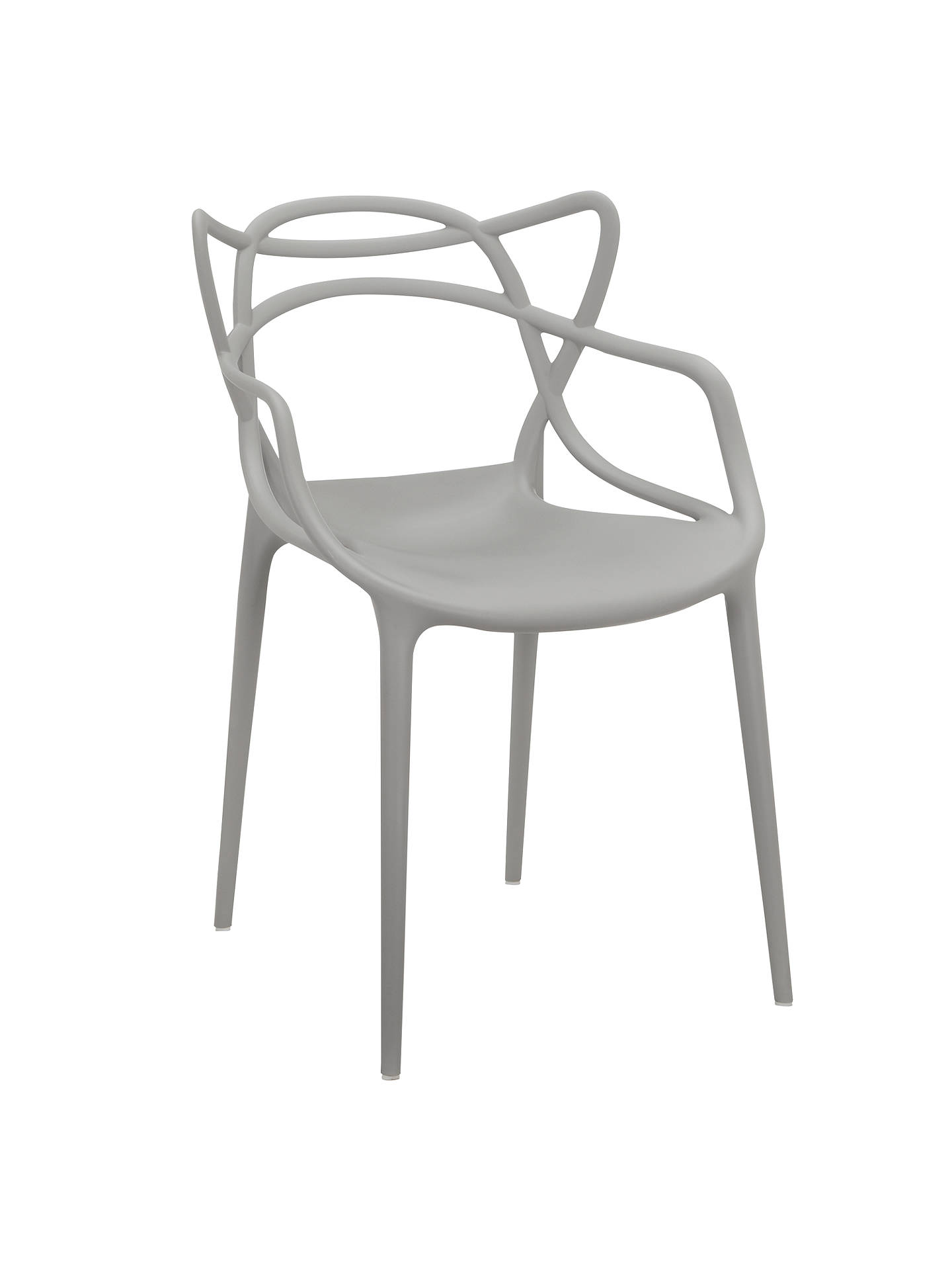 Ungdommelig Philippe Starck for Kartell Masters Chair at John Lewis & Partners NS-46