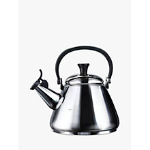 Buy Le Creuset Stainless Steel Kone Kettle, 1.6L Online at johnlewis.com
