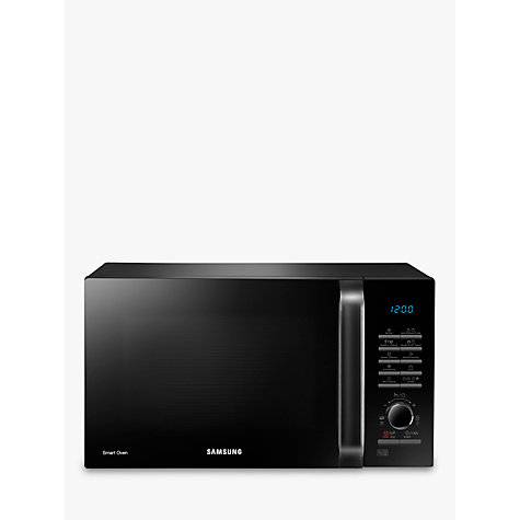 Samsung Mc28h5125ak Combination Microwave Oven Black Online At Johnlewis