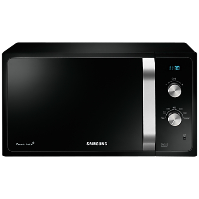 Samsung MS23F301EAK SOLO Microwave Oven, Black Review thumbnail