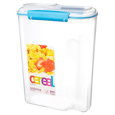 Sistema Cereal Storage Container, 4.2L